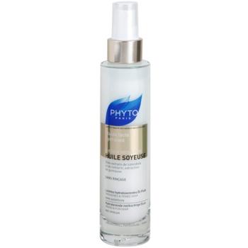 Phyto Huile Soyeuse ulei hidratant pentru par uscat