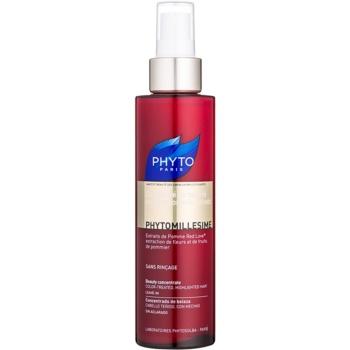 Fotografie Phyto Phytomillesime bezoplachová péče pro lesk a ochranu barvy vlasů 150 ml