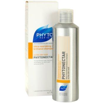 Phyto Phytonectar hranilni šampon za sijaj suhih in krhkih las 1