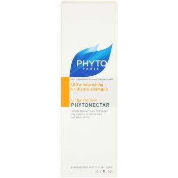 Phyto Phytonectar hranilni šampon za sijaj suhih in krhkih las 3
