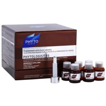 Phyto Phytologist 15 tratament pe durata de 4 saptamani impotriva caderii parului si restabilirea cresterii acestuia