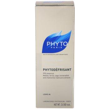 Phyto Phytodéfrisant balsam do włosów trudno poddających się stylizacji 3