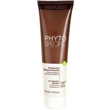 Phyto Specific Shampoo & Mask зволожуючий шампунь для кучерявого волосся