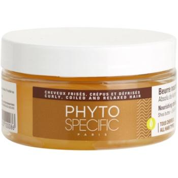 Phyto Specific Styling Care bambucké máslo pro suché a poškozené vlasy 100 ml