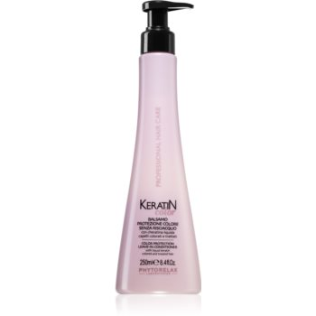 Phytorelax Laboratories Keratin Color balsam (nu necesita clatire) pentru păr vopsit