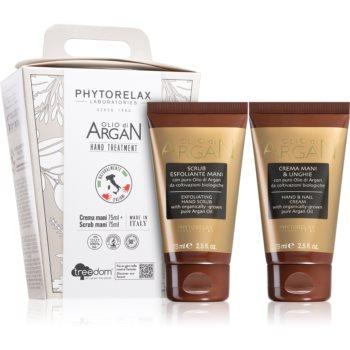 Phytorelax Laboratories Olio Di Argan set cadou de maini