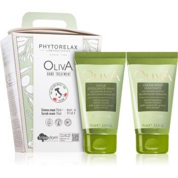 Phytorelax Laboratories Oliva set cadou de maini