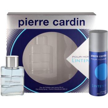 Pierre Cardin Pour Homme l'Intense darilni set 1