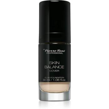 Pierre René Skin Balance Cover fard lichid rezistent la apa
