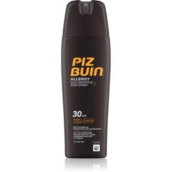 Piz Buin Allergy sprej na opalování SPF 30 200 ml