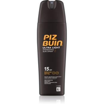 Piz Buin In Sun spray iluminator pentru plaja SPF 15