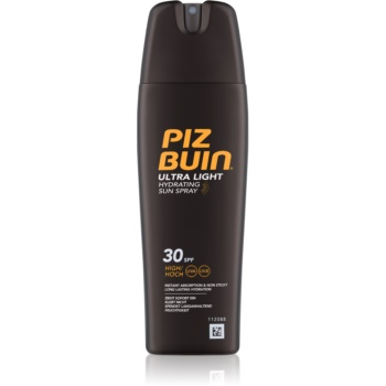 Fotografie PIZ BUIN SPF30 IN SUN Ultra Light Spray 200ml