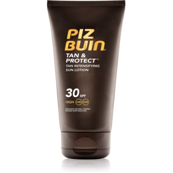 Piz Buin Tan & Protect ochranné mléko urychlující opalování SPF 30 150 ml