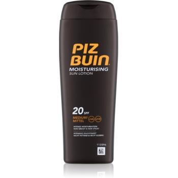 Piz Buin In Sun hydratační krém na opalování SPF 20 200 ml