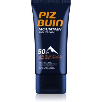 Piz Buin Mountain opalovací krém na obličej SPF50+ 50 ml