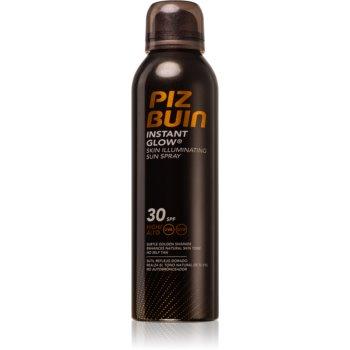 Piz Buin Instant Glow Spray-bronzare cu un efect radiant SPF 30 imagine produs