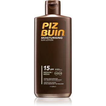 Piz Buin Moisturising lotiune hidratanta SPF 15