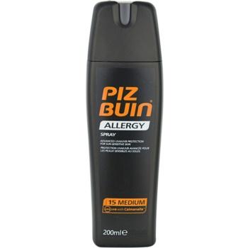 Piz Buin Allergy спрей за загар  SPF 15