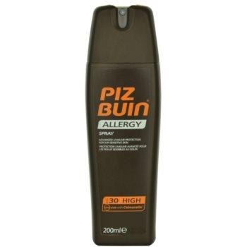 Piz Buin Allergy spray pentru bronzat SPF 30