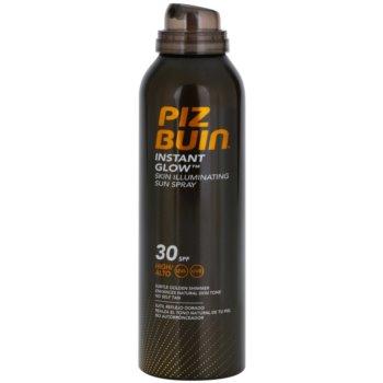 Piz Buin Instant Glow слънцезащитен спрей с озаряващ ефект SPF 30 1