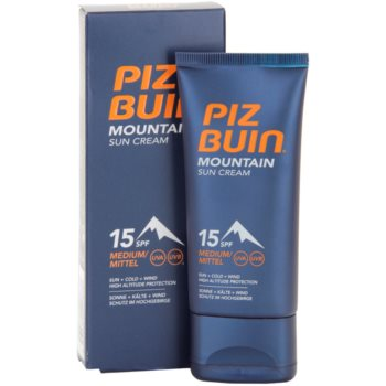 Piz Buin Mountain cremă pentru plaja SPF 15 1