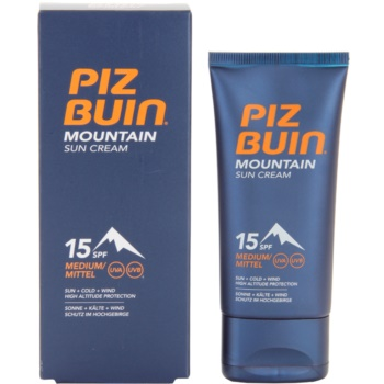 Piz Buin Mountain cremă pentru plaja SPF 15 2