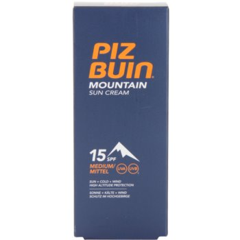 Piz Buin Mountain cremă pentru plaja SPF 15 3