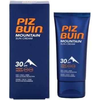 Piz Buin Mountain крем для обличчя для засмаги SPF 30 2
