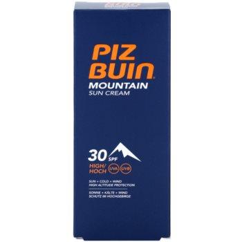Piz Buin Mountain крем для обличчя для засмаги SPF 30 3