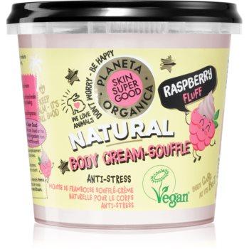 Planeta Organica Raspberry Fluff souffle pentru corp imagine produs