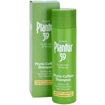 Plantur 39 kofeinski šampon za barvane in poškodovane lase 1
