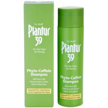 Plantur 39 kofeinski šampon za barvane in poškodovane lase 2
