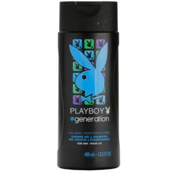 Playboy Generation Duschgel für Herren