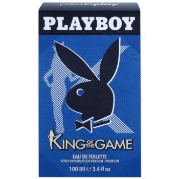 Playboy King Of The Game Eau de Toilette for Men 1