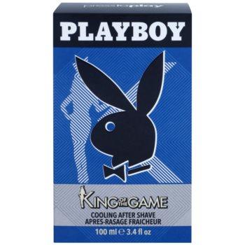 Playboy King Of The Game voda po holení pro muže 1