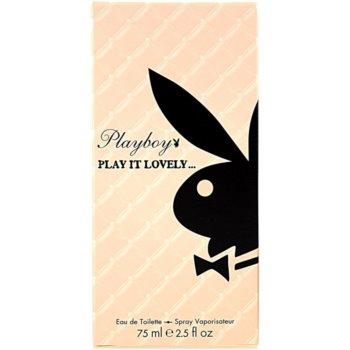 Playboy Play It Lovely Eau de Toilette para mulheres 4