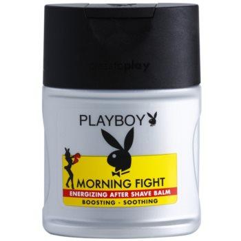 Playboy Morning Fight after shave balsam pentru barbati 100 ml