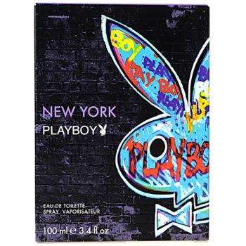 Playboy New York Eau de Toilette für Herren 4