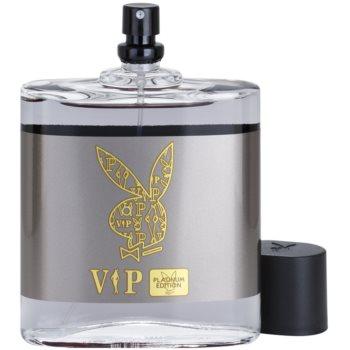 Playboy VIP Platinum Edition Eau de Toilette für Herren 3