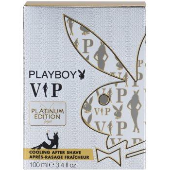 Playboy VIP Platinum Edition After Shave für Herren 3