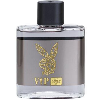 Playboy VIP Platinum Edition After Shave für Herren 2