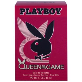 Playboy Queen Of The Game Eau de Toilette for Women 1