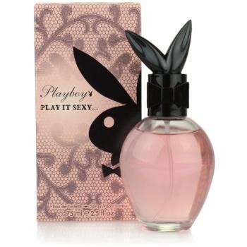 Playboy Play It Sexy Eau de Toilette pentru femei 75 ml