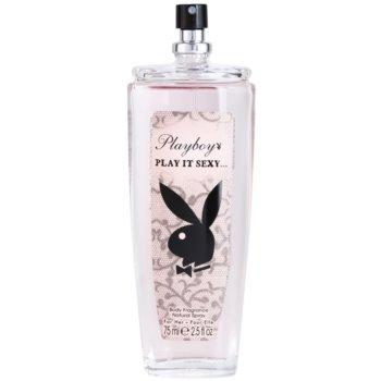 Playboy Play It Sexy spray dezodor nőknek 1