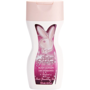 Playboy Super Playboy for Her Lapte de corp pentru femei 250 ml