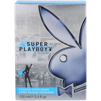 Playboy Super Playboy for Him losjon za po britju za moške 4