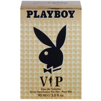 Playboy VIP Eau de Toilette for Women 1