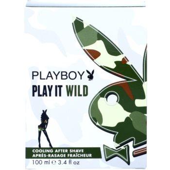 Playboy Play it Wild After Shave für Herren 1