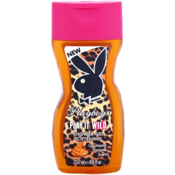 Playboy Play it Wild gel de dus pentru femei 250 ml