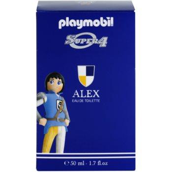 Playmobil Super4 Alex Eau de Toilette For Kids 3